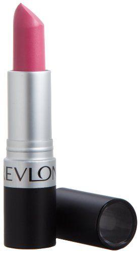 Revlon Super Lustrous Matte - Stormy Pink 011