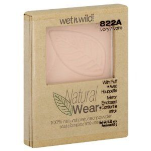Wet 'n' Wild 100% Natural Wear Pressed Powder