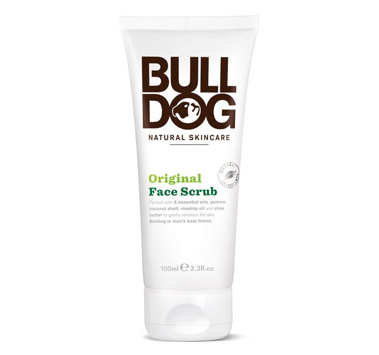 Bulldog Face Scrub