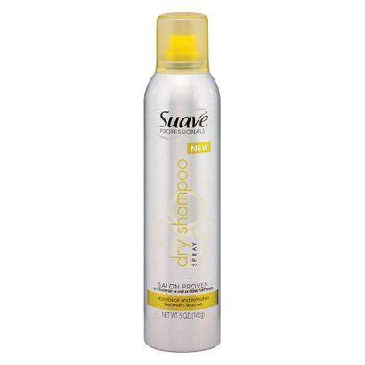 Suave Professionals Dry Shampoo Spray