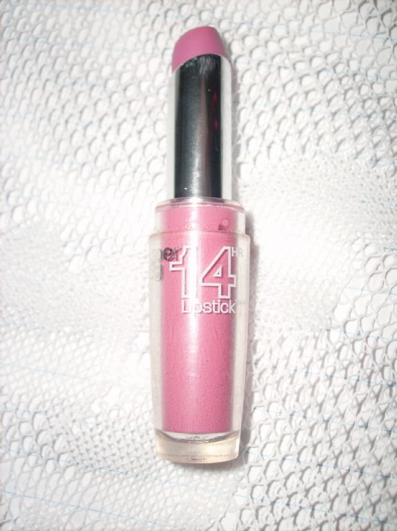 Maybelline Super Stay 14HR lipstick in Perpetual Peony