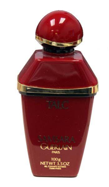 Guerlain Samsara Perfumed Talc