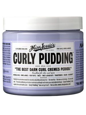 Miss Jessie's Original Curly Pudding