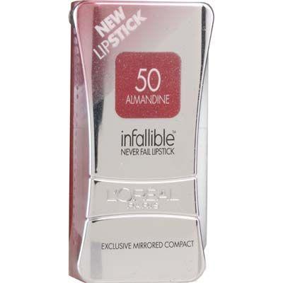 L'Oreal Infallible Never Fail Lipstick