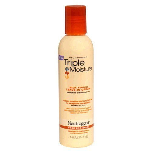 Neutrogena Triple Mositure Silk Touch Leave-in Cream
