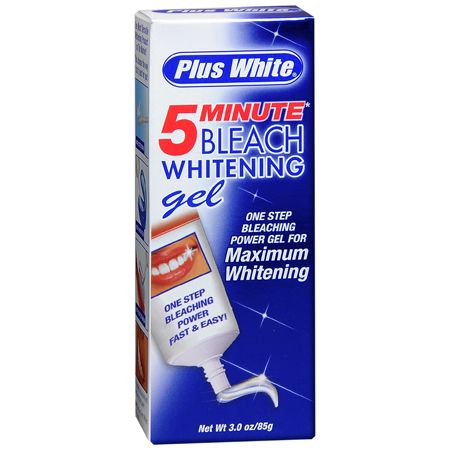 Plus White - 5 Minute Speed Whitening Gel