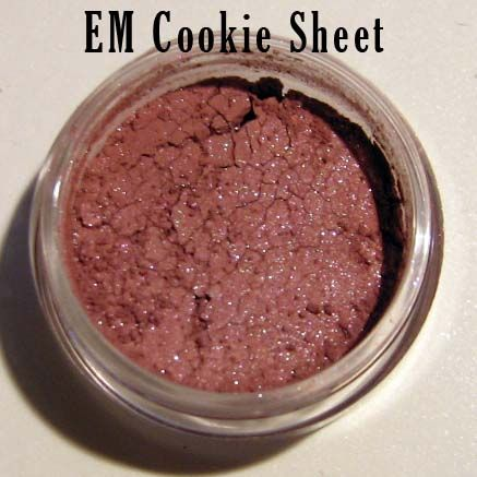 Everyday Minerals Cookie Sheet