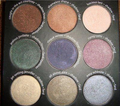 TheBalm Shady Lady Eyeshadow Palette - Vol. 1
