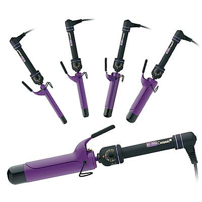 Hot Tools Ceramic Titanium Professional Curling Iron