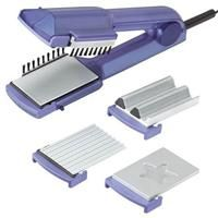 Conair Crimper/shiner/straightener/waver