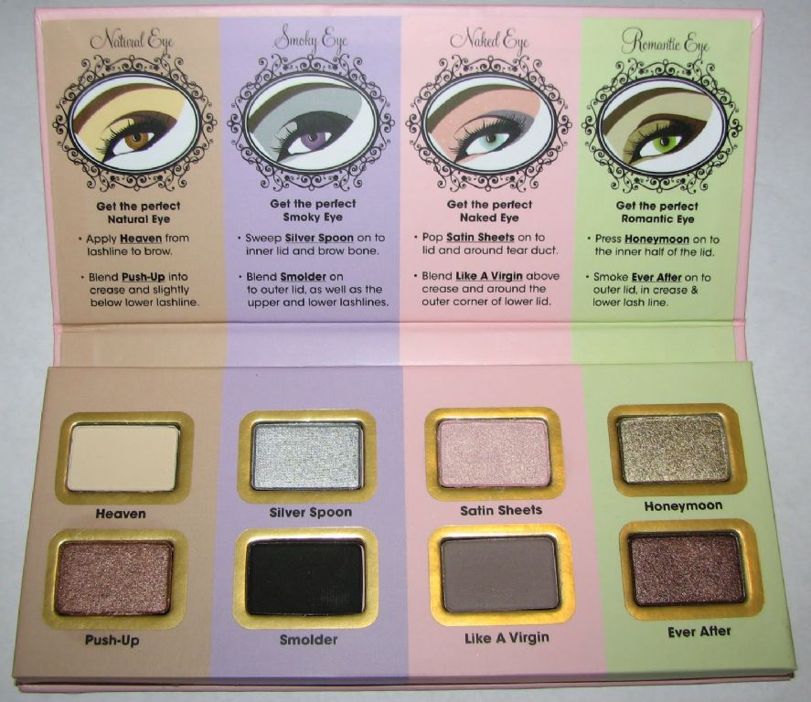 Too Faced Eye Love