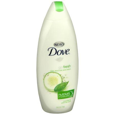 Dove Go Fresh-Cucumber & Green Tea - Body Wash