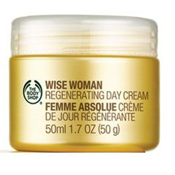 The Body Shop Wise Woman Regenerating Day Cream