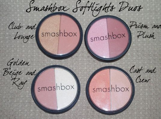 Smashbox Soft Lights (all shades)