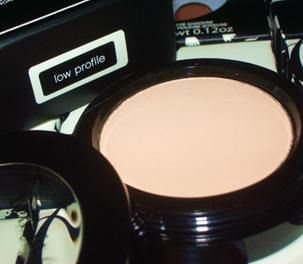 BeneFit Cosmetics Silky Matte Powder Eyeshadow - Low Profile