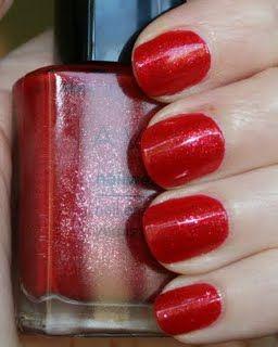 Avon Nailwear Pro in Ruby Slippers