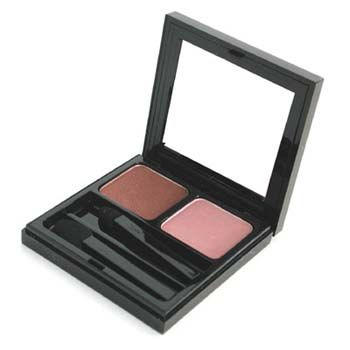 Yves Saint Laurent Ombres Vibration Duo #13 Copper Burgundy / Faded Rose