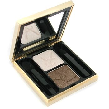 Yves Saint Laurent Ombres Duolumieres #1 Heavenly Beige / Astral Brown