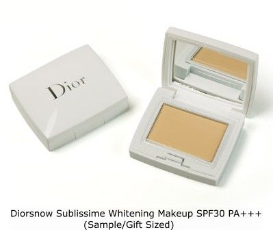 Dior DiorSnow White Reveal Makeup SPF30 PA+++