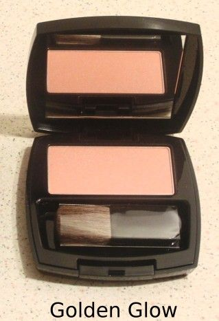 Avon True Color Powder Blush in Golden Glow (Light/Medium)