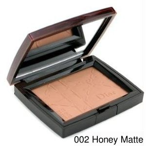 Dior Bronze Matte Sunshine Bronzing Powder SPF20 in 002 Honey Matte