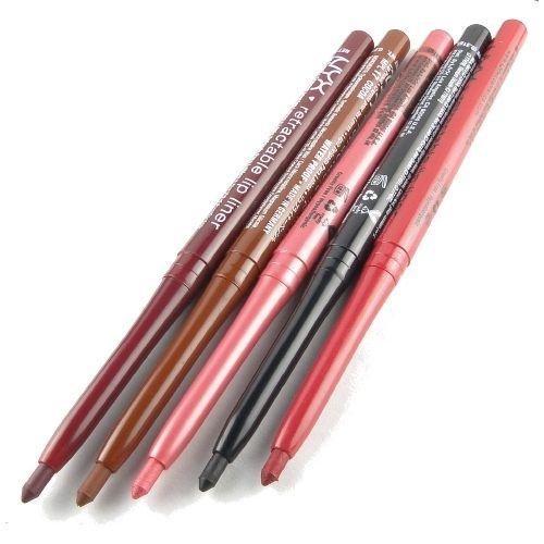 NYX Retractable Lip Liner (all shades)