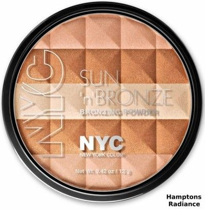 New York Color Sun 'n' Bronze in Hamptons Radiance