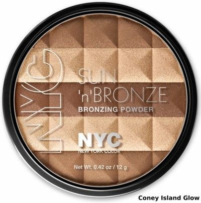 New York Color Sun 'n' Bronze Coney Island Glow