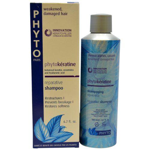 Phyto Phytokeratine Reparative Shampoo
