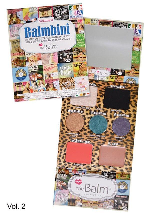 TheBalm Balmbini Face Palette