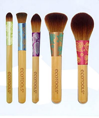 Ecotools  Fresh & Flawless 5 Piece Complexion Brush Set