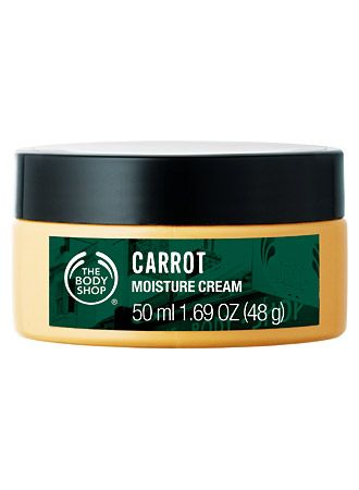 The Body Shop Carrot Cream