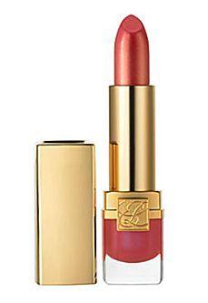 Estee Lauder Pure Color Crystal Lipstick in Crystal Coral