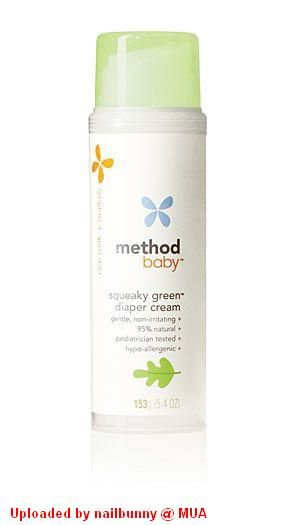 Method Baby Diaper Cream