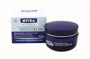 Nivea Nivea - Nivea Visage Regenerating Night Cream for dry/sensitive skin