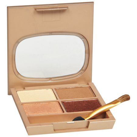 Milani Eyeshadow Quad - Sedona Sunset 02