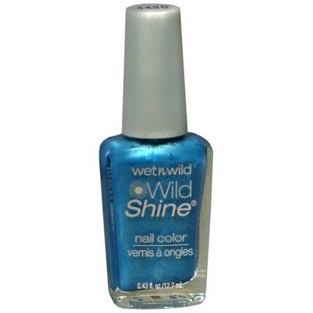 Wet 'n' Wild Wild Shine - Bijou Blue 443D