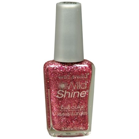 Wet 'n' Wild Nail Color in Sparked / # 435F