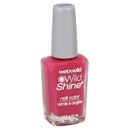 Wet 'n' Wild Wild Shine Nail Color in Lavender Creme