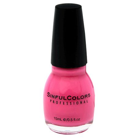 SinfulColors 313 Pink Forever