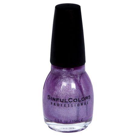 SinfulColors Purple Diamond