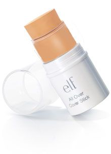 E.L.F. All Over Cover Stick - Medium