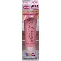 New York Color Lippin' Large Lip Plumper- Strawberry Mousse