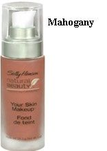Sally Hansen Inspired By Carmindy Natural Beauty Your Skin Makeup ]  [DISCONTINUED]