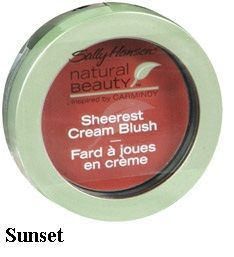 Sally Hansen Natural Beauty Sheerest Cream Blush Inspired By Carmindy
