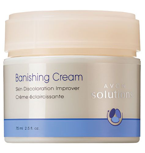 Avon Banishing Cream