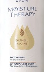 Avon Moisture Therapy Oatmeal Body Lotion