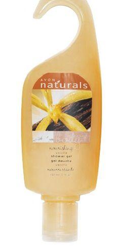 Avon Naturals Shower Gel in Vanilla