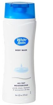 White Rain All Day Moisturizing Body Wash
