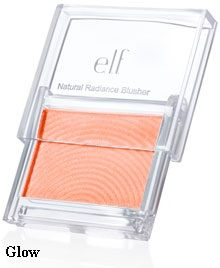 E.L.F. Shimmering blush in Glow